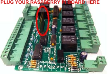 raspberry relay expansion